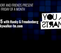 16.10.2015 // Hanky & Freudenberg @ YOU ARE STRANGE RADIO // www.skywalker-fm.com
