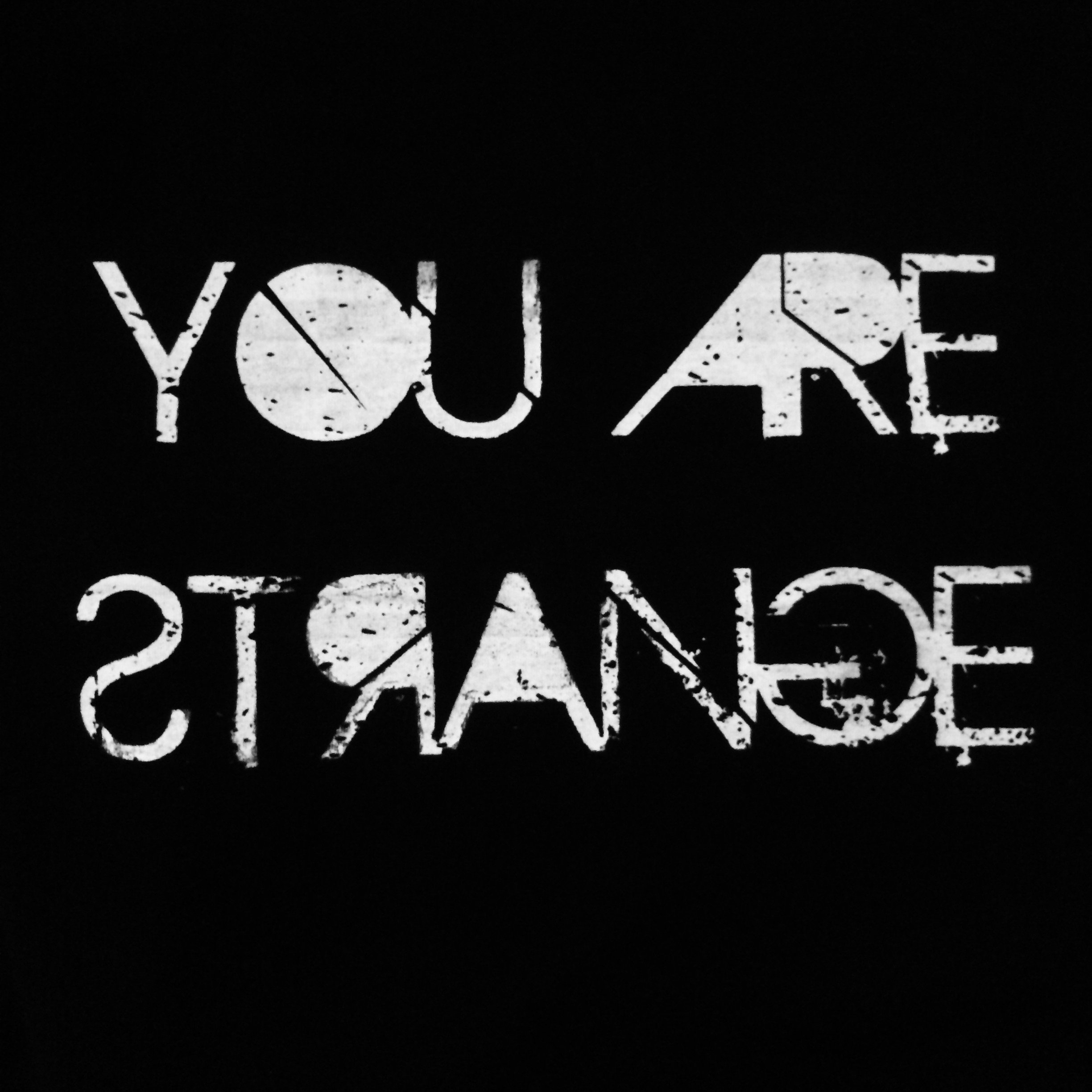 You-Are-Strange-T-Shirt-Print