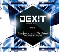 04.03.2016 // Alex Kvitta @ Dexit // MS Connexion, Mannheim