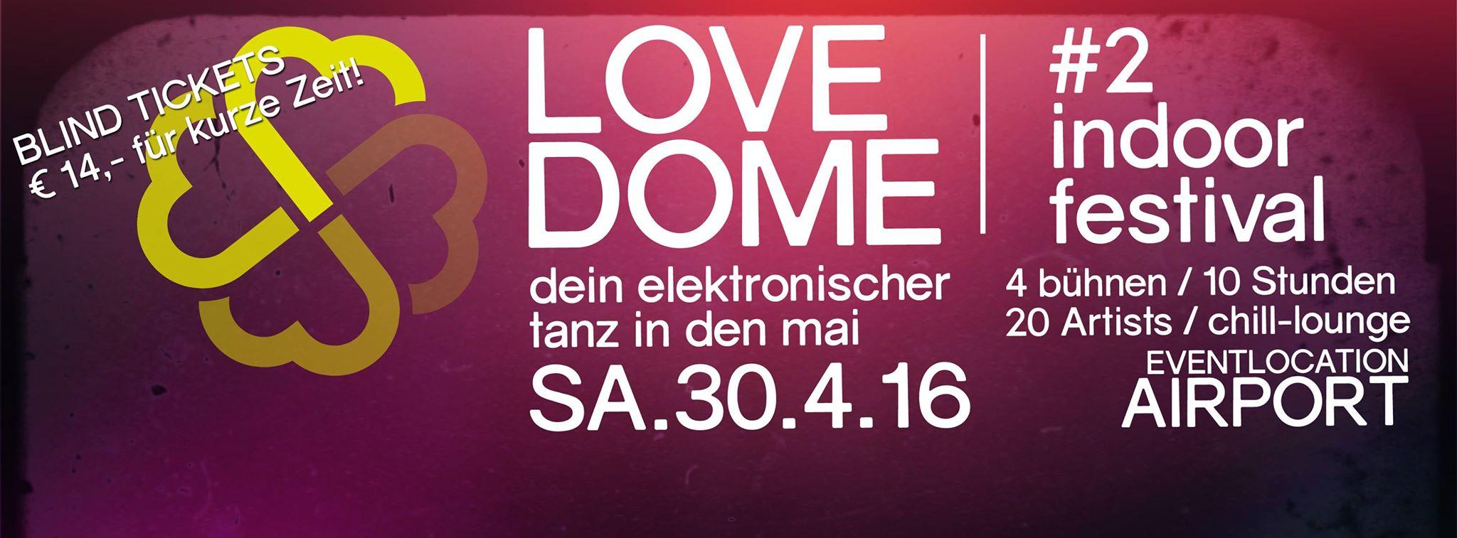 Love Dome 2016