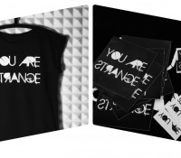 VERLOSUNG // Gewinne ein You Are Strange – Shirt