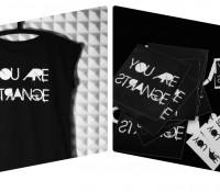 VERLOSUNG // Gewinne ein You Are Strange – Shirt