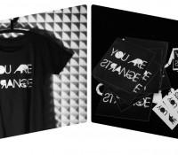 VERLOSUNG // You Are Strange Shop – Shirt