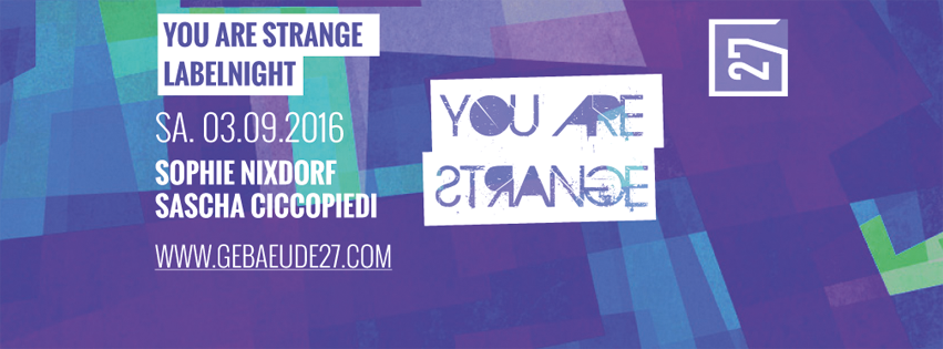 You-Are-Strange-Sophie-Nixdorf-Sascha-Ciccopiedi-Gebaeude27-September-2016