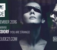 05.11.2016 // You Are Strange w/ Hours & Sophie Nixdorf