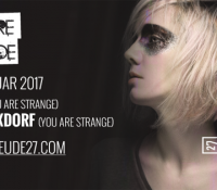07.01.2017 // You Are Strange w/ Matt K & Sophie Nixdorf // Gebaeude27, Mainz