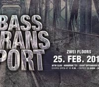 25.02.2017 // Basstransport with Gayle San, Sophie Nixdorf and more
