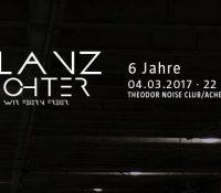 04.03.2017 // Sascha Ciccopiedi @ 6 Jahre Glanzlichter // Theodor Noise Club, Achern