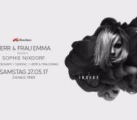 ABGESAGT: 27.05.2017 // Sophie Nixdorf @ Herr und Frau Emma and Friend's  //Exhaus, Trier