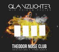 05.08.2017 // Sophie Nixdorf, Matt K, Sascha Ciccopiedi @ Glanzlichter // Theodor Noise Club, Achern