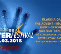 03.03.2018 // Sophie Nixdorf @ Palazzo Winterfestival // Schlachthof, Wiesbaden