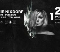 28.04.2018 // Sophie Nixdorf @ We love Techno // Bellini, Mainz