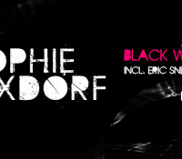 PREORDER NOW!! Sophie Nixdorf – Black Water incl. Eric Sneo Remix