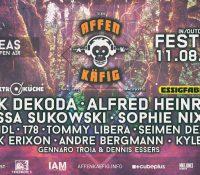 11.08.2018 // Sophie Nixdorf @ Affenkäfig In/Outdoor Festival // Köln