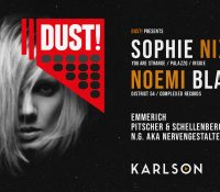 17.08.2018 // Sophie Nixdorf @ DUST! // Karlson Club, Frankfurt