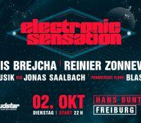 02.10.2018 // Sascha Ciccopiedi @ Electronic Sensation // Hans-Bunte-Areal, Freiburg
