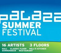 14.09.2019 // Palazzo Summer Festival, Bingen